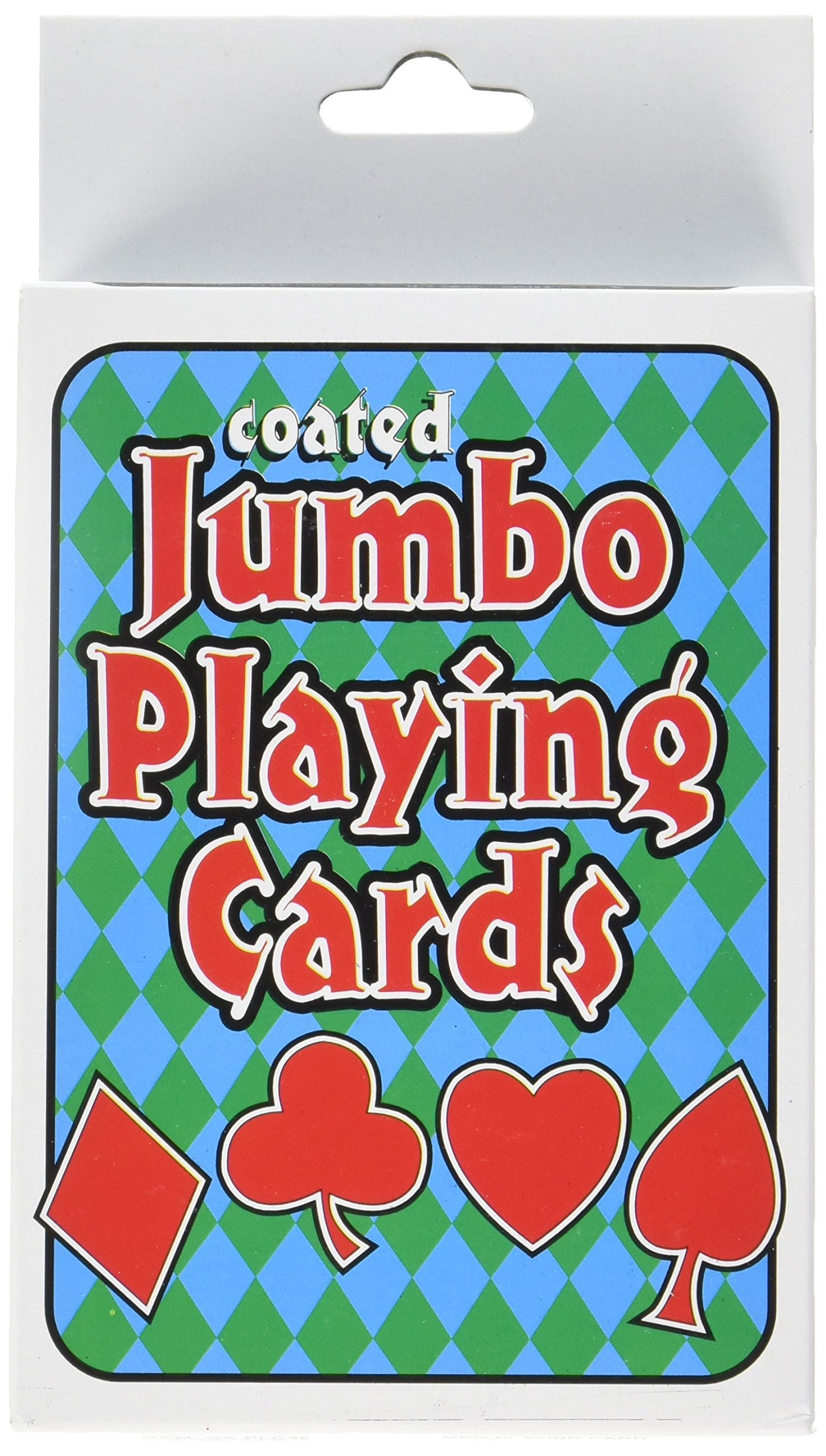 MD Wholesalers Playing Cards, Jumbo