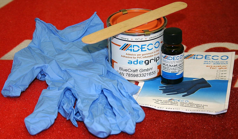 135 grammi in PVC Tubo Boot Boot colla 2 Componenti colla Adeco