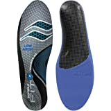 Sof Sole Women's Low Arch Unisex FIT Support Insoles