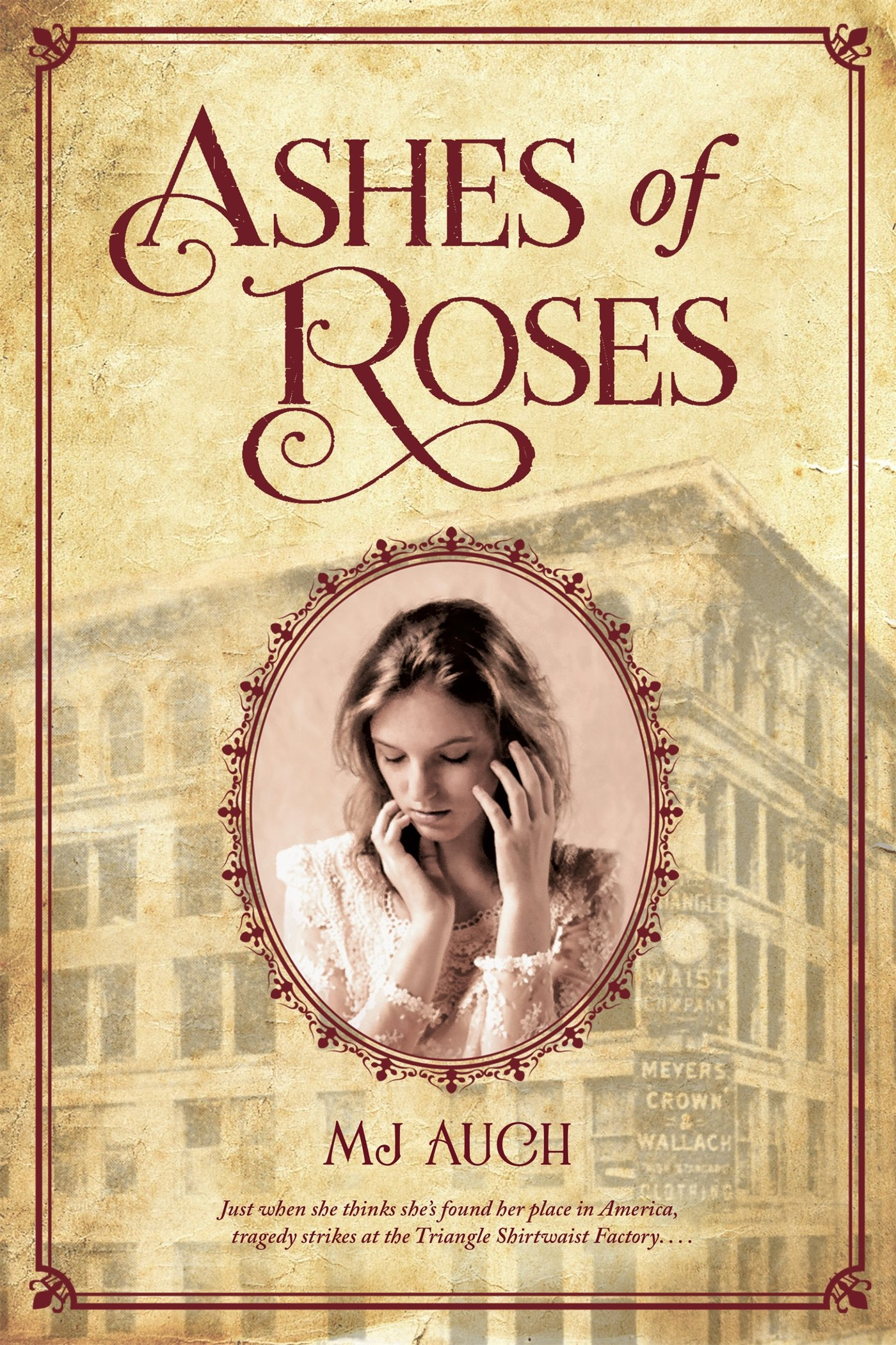 ashes of roses by mary jane auch