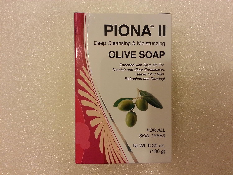 Amazon.com: Piona Exfoliating & Brigtening Soap 7oz - Camomile Oil ...