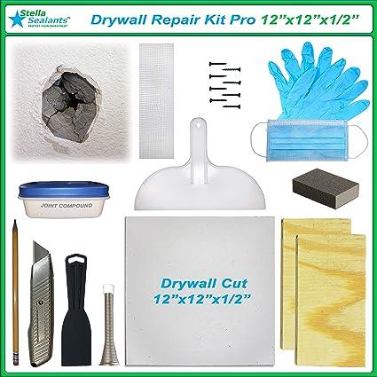 Stella Drywall Repair Kit Pro (12