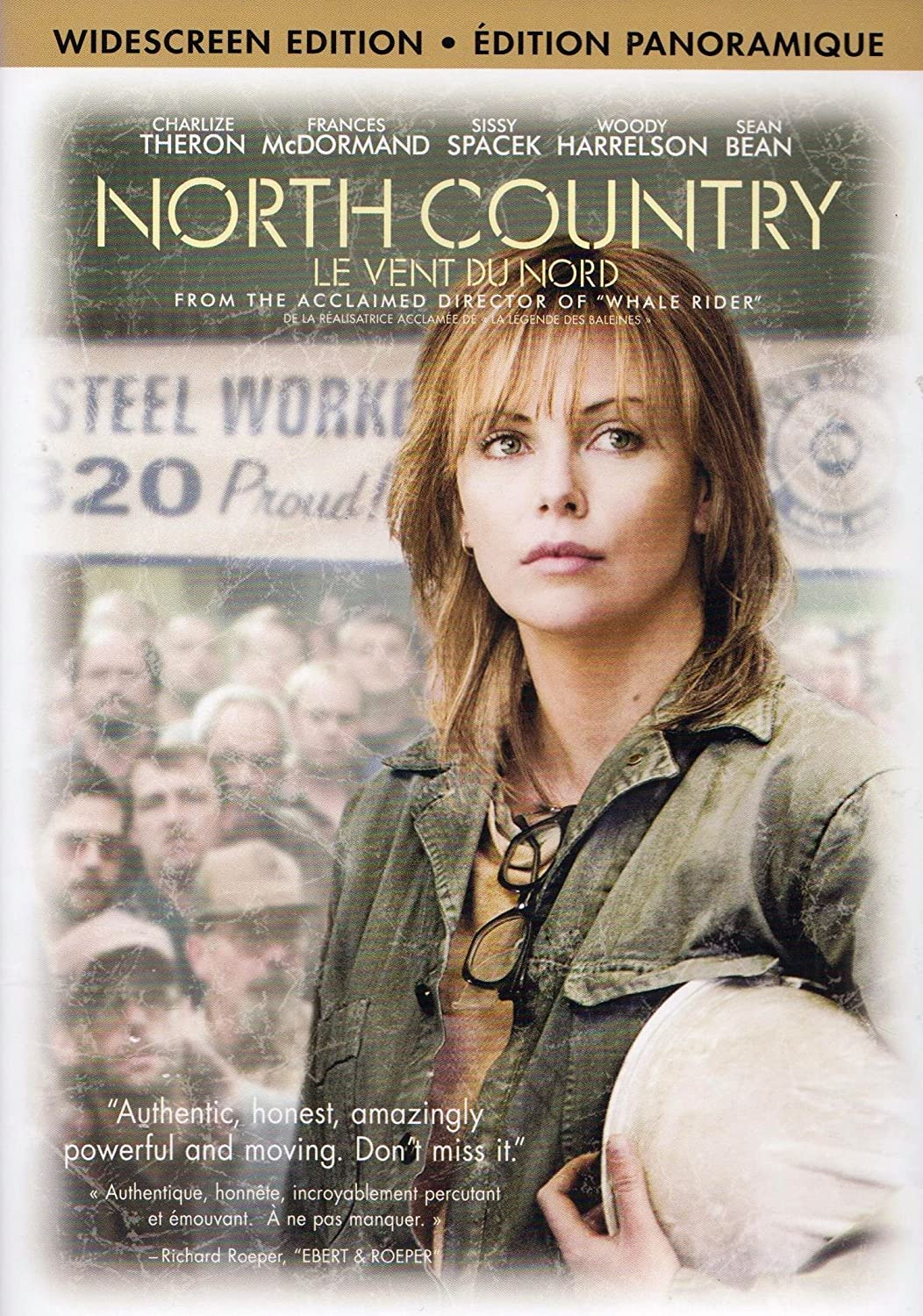 North Country [DVD]: Amazon.es: Charlize Theron, Elle ...