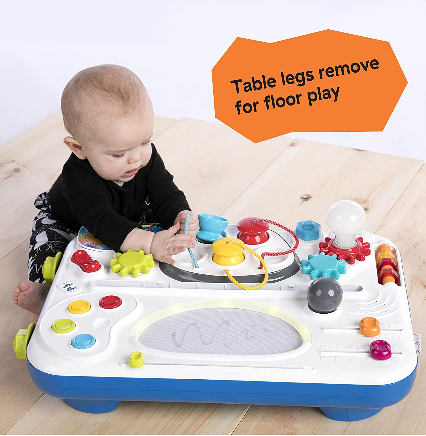 Amazon Baby Einstein Curiosity Table Activity Station Table