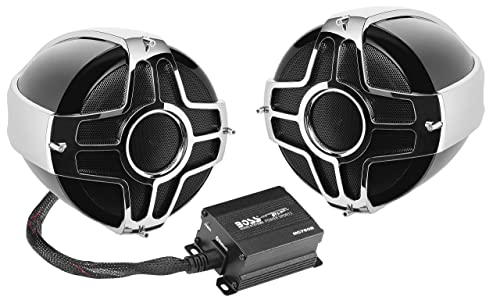Boss Audio Systems Mc750b Motorcycle / Atv Speaker System
