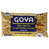 Goya Yellow Split Pea, 16 oz