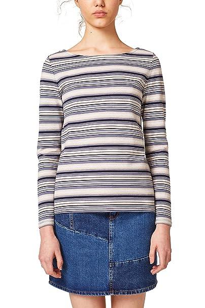 7ee9020b7f660c edc by Esprit Women's Long Sleeve Top: Amazon.co.uk: Clothing