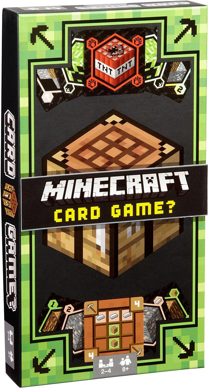 Mattel - Minecraft Juego de Cartas (DNG61): Amazon.es: Juguetes y juegos