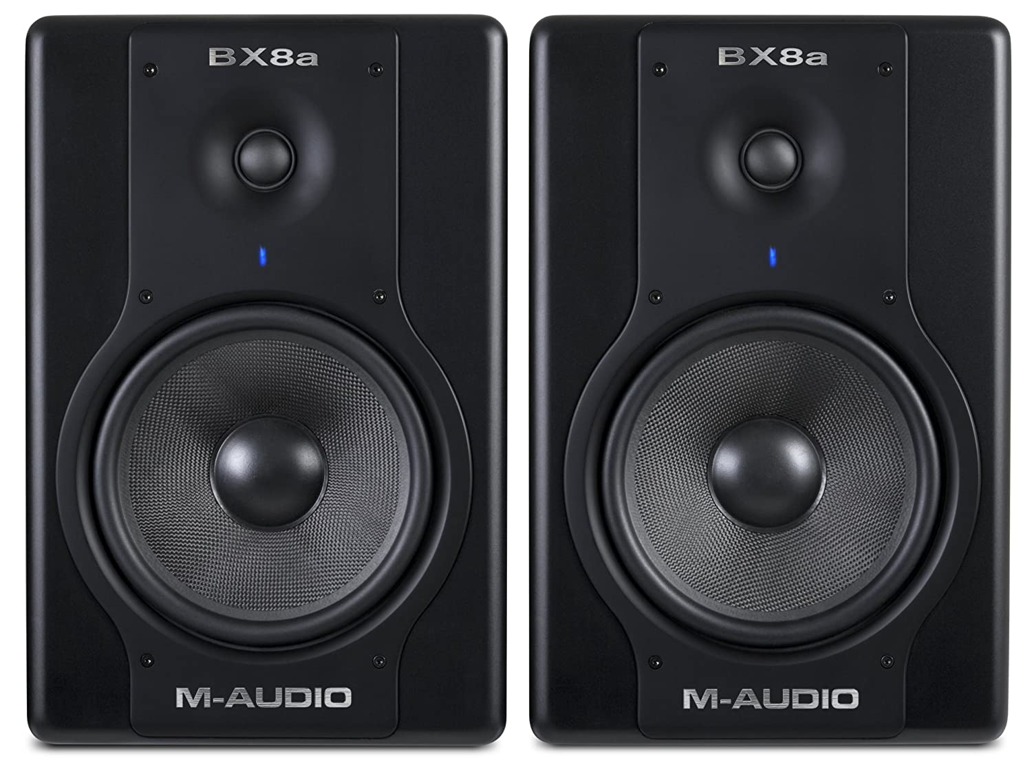 Used fisher xp speakers for sale hifishark - Amazon Com M Audio Studiophile Bx8a Deluxe 130 Watt Bi Amplified Monitor Speaker Pair Musical Instruments
