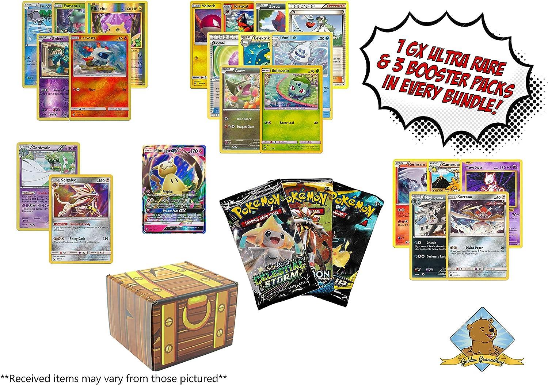 CHARIZARD EX BOX Pokemon Cards 1 Holo, 1 Jumbo Holo, 4 Boosters Fire Blast