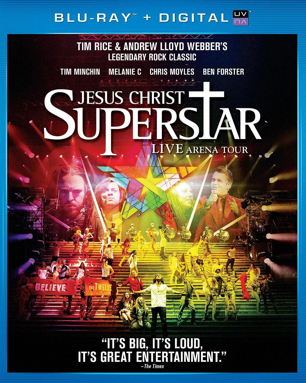Amazon.com: Jesus Christ Superstar Live Arena Tour [Blu-ray]: Laurence Connor, Nick Morris, Tim Minchin, Melanie C, Chris Moyles, Ben Forster, Alex Hanson, ...