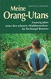 """Meine Orang-Utans. Zwanzig Jahre unter den scheuen """"Waldmenschen"""" im Dschungel Borneos"""