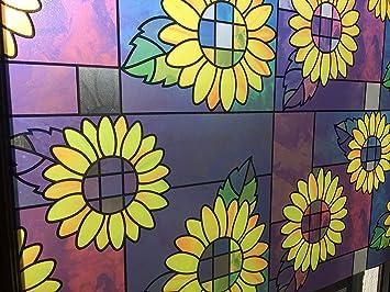 Milchglasfolie Sichtschutzfolie Fensterfolie Dekofolie Dekor Folie 68//91x300 cm
