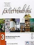 Perché la letteratura.Volume 3, Nel laboratiorio di Prometeo 2, eBook + Webook + Prometeo 3.0. Per le Scuole superiori: 3