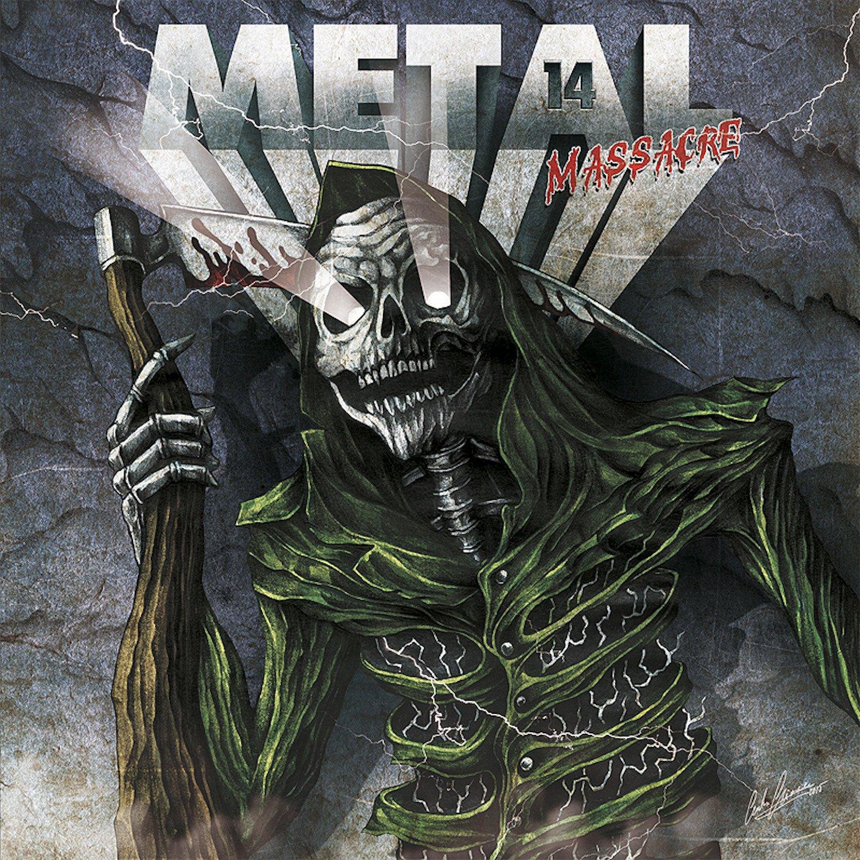 CD : Various - Xiv (CD)