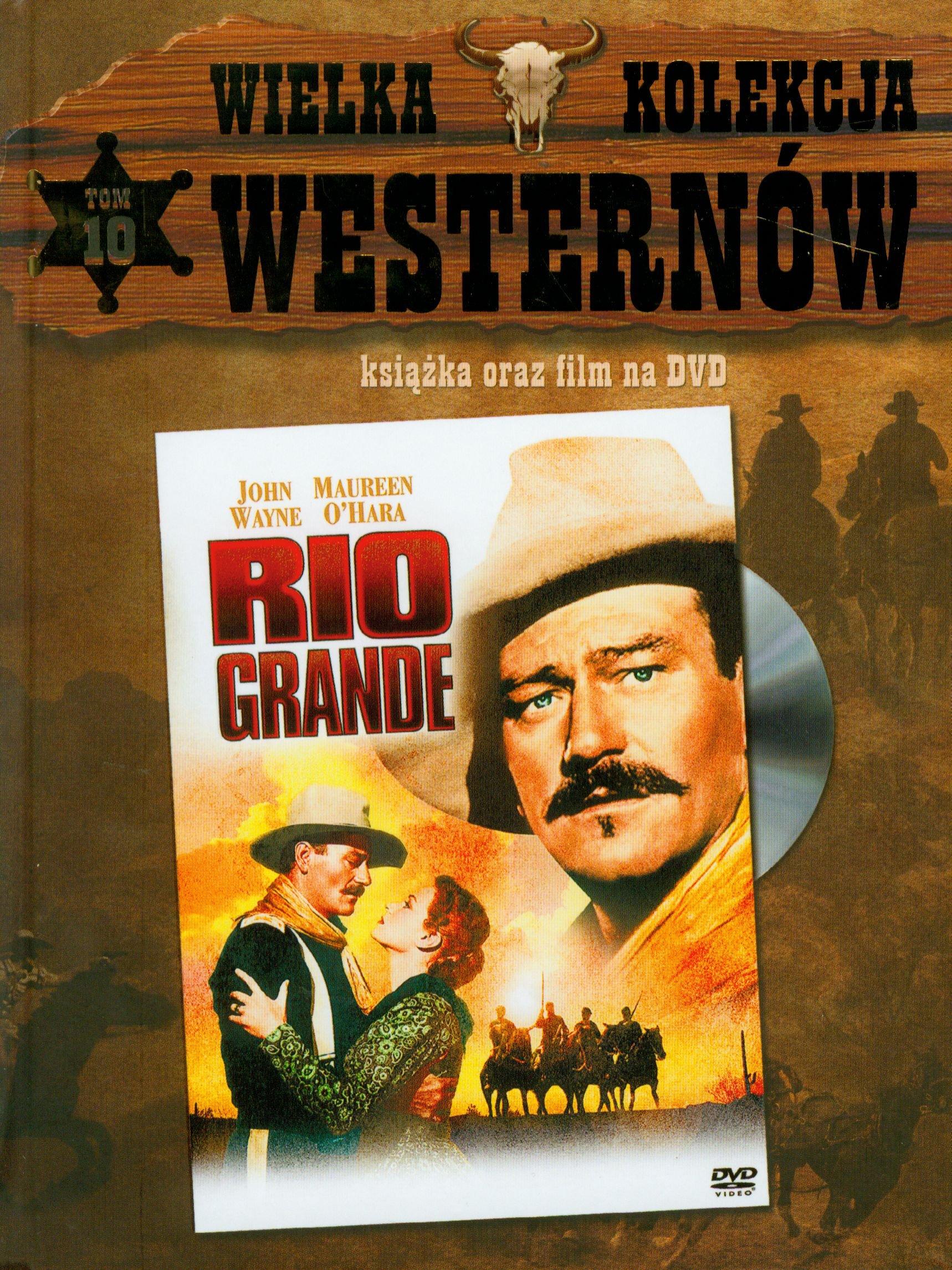 Wielka Kolekcja Westernow 10 Rio Grande