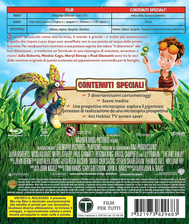 Amazon.com: Ant Bully - Una Vita Da Formica: animazione, john a. davis: Movies & TV