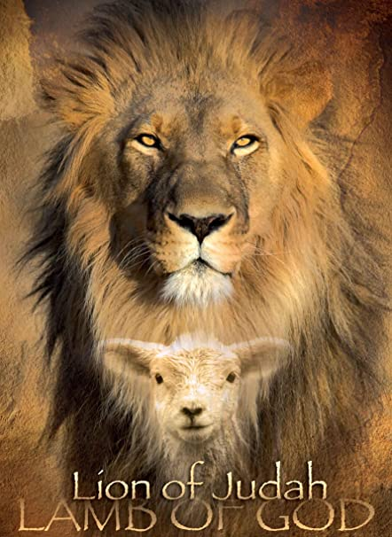 Desgin Studio20 Lion Of Judah Lamb Of God Poster A3 Hd Poster Art