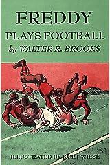 Freddy Plays Football (Freddy the Pig Book 16) Kindle Edition
