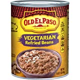 Old El Paso Vegetarian Refried Beans 16 oz Can