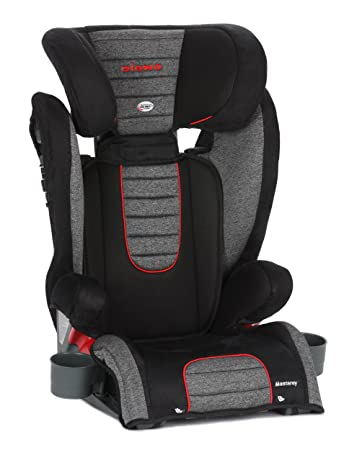 Amazon.com : Diono Monterey Booster Seat, Grey : Child Safety ...