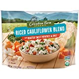 Cascadian Farm Riced Cauliflower Blend with Roasted Potatoes & Kale, 12