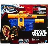 Super Soaker Hasbro B4439EU4 - Star Wars E7 Han Solo Blaster, Wasserpistole