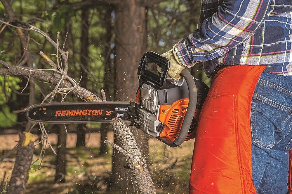 Remington RM4618 Outlaw 46cc 18-inch Gas Chainsaw