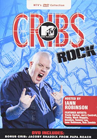Amazon Com Mtv Cribs Rock Bam Margera Moby Jack Osbourne