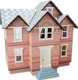Melissa & Doug 12580 Viktorianisches Puppenhaus, Mehrfarben