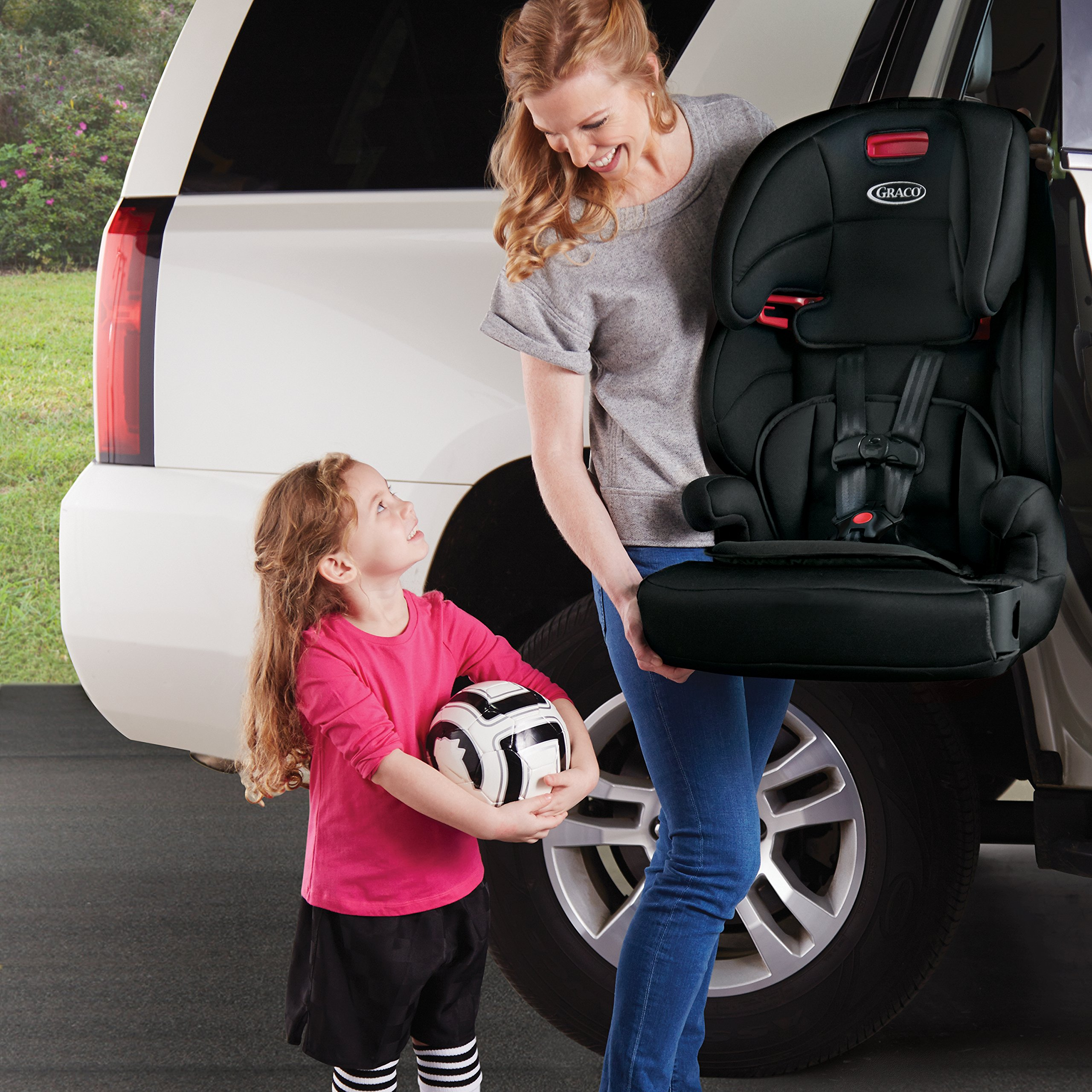 Graco Tranzitions 3-in-1 Harness Booster Car Seat, Proof by Graco (Image #8)