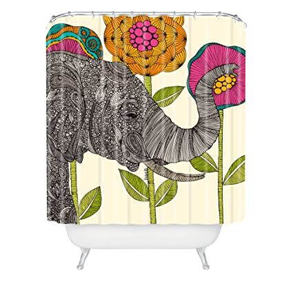 Amazon.com: Deny Designs Valentina Ramos Aaron Shower Curtain, 69 x ...