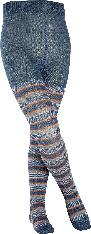 Plusieurs Coloris Du 2 Au 16 Ans 1 Paire FALKE Mixed Stripe Collants Mixte Enfant Coton