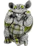 Drachenkind streckt langue raus figurine de dragon