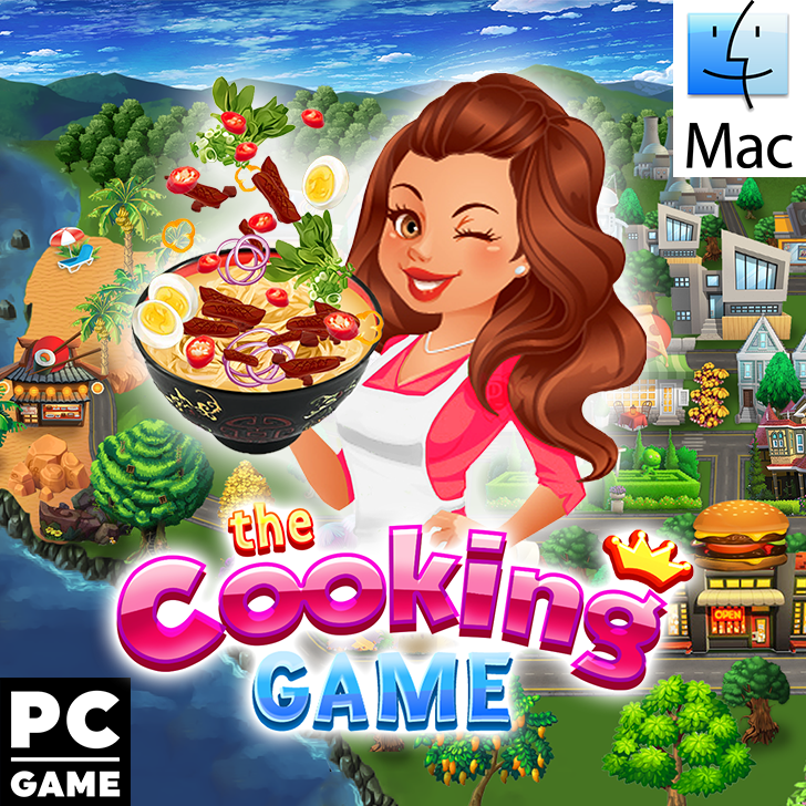 Amazon com: The Cooking Game [Online Game Code]: Video Games