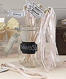 Ginger Ray Lumière Vintage Rose Baguettes de Mariage - Autre Confettis X 10