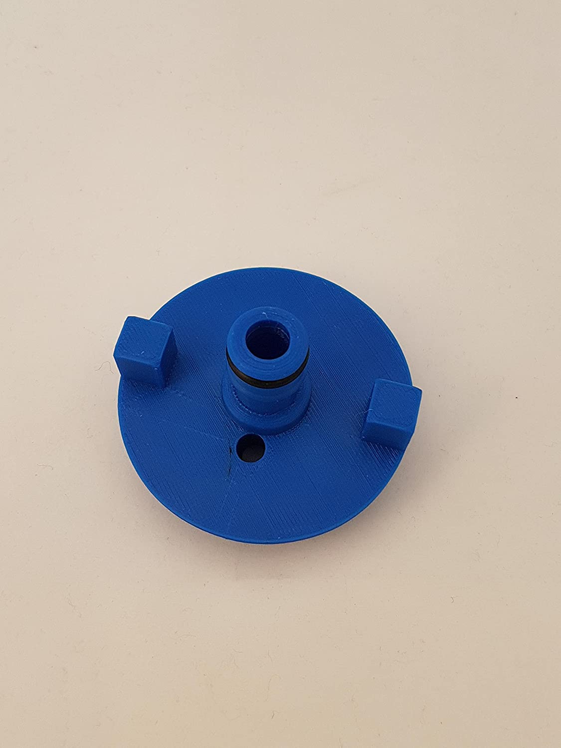 Camper Fiamma Water Filler CAP :Motorhome Water tank Filler cap with hose connector : Fits Fiamma type : BLUE adapter Camper Parts