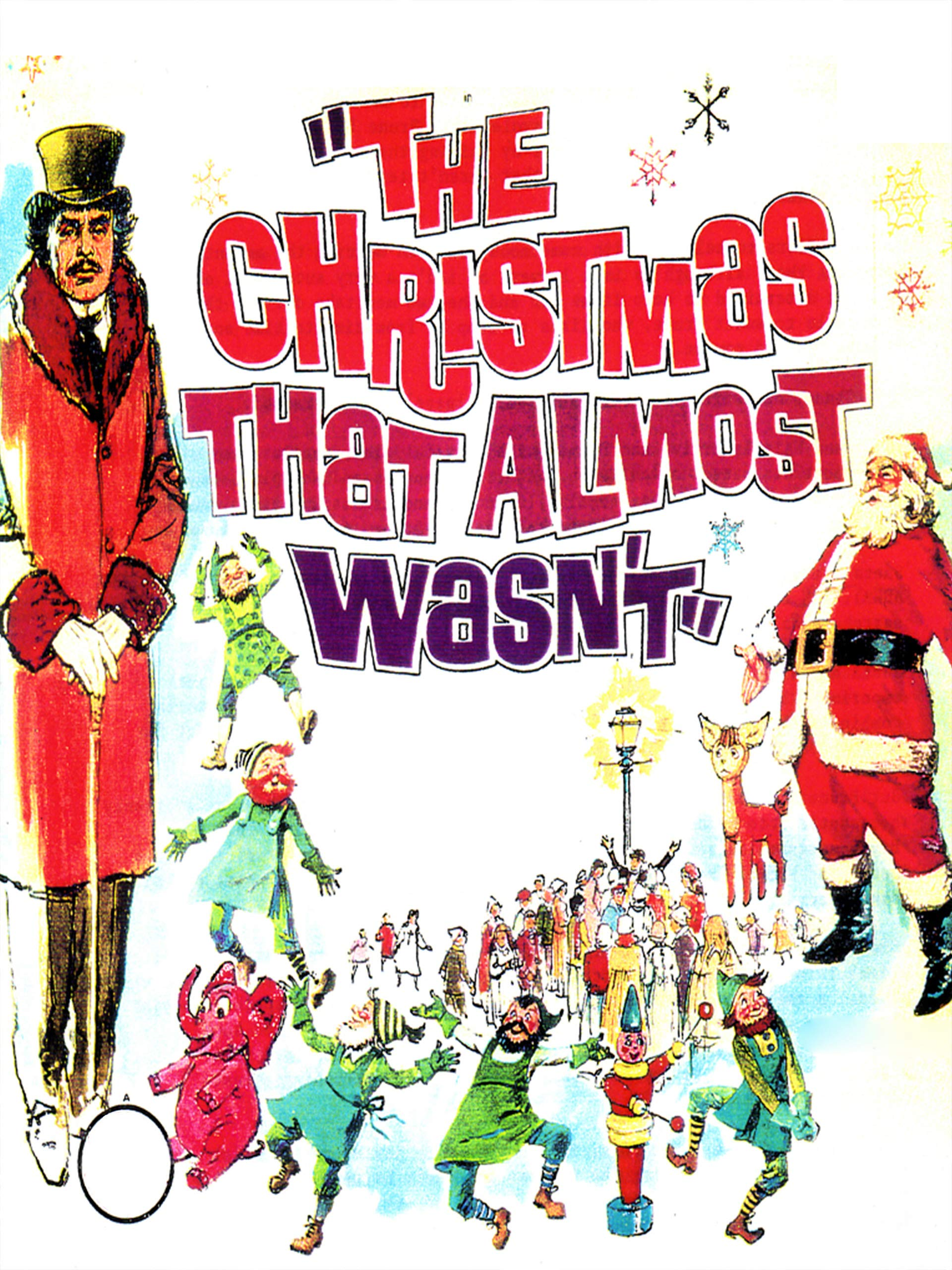 Christmas That Almost Wasn T.Amazon Com Watch Christmas That Almost Wasn T Prime Video