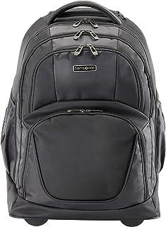Samsonite Wheeled Business Backpack (15.6'), Black, International Carry-on