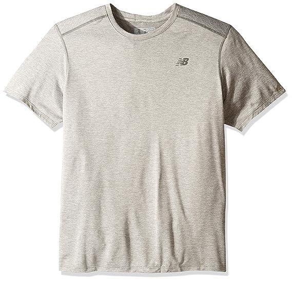 new balance core t shirt
