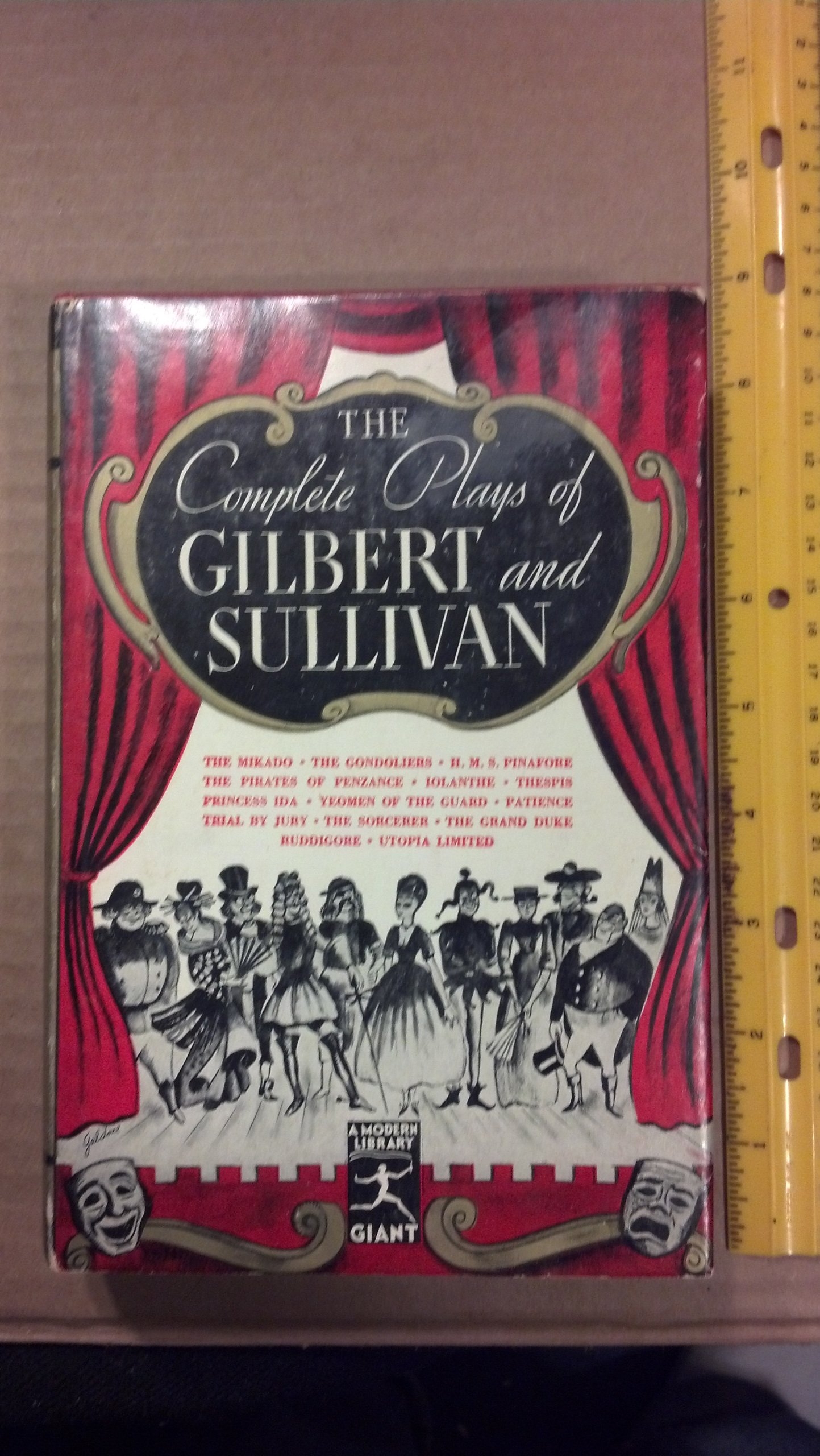The Complete Plays of Gilbert and Sullivan