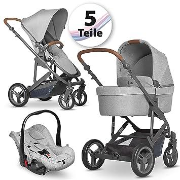 Babyschale 2019 Kinderwagen 3 in 1 Kombikinderwagen Babywanne Sportwagen