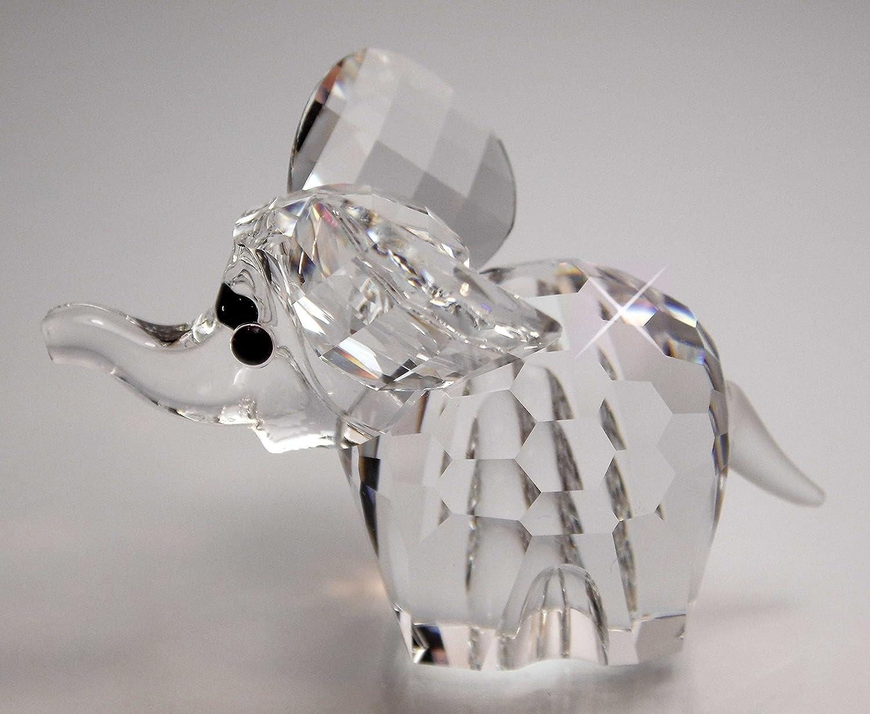 Swarovski Bebé Elefante Cristal: Amazon.es: Hogar