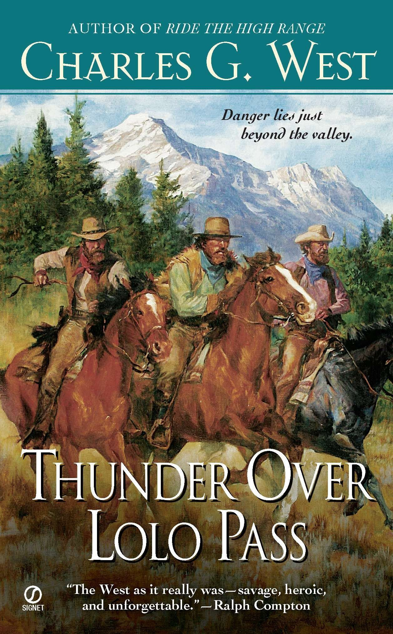 Download Thunder Over Lolo Pass pdf