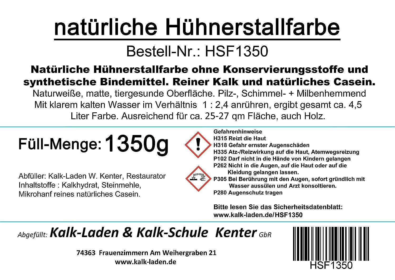 Hühner Stall Farbe Ohne Jegliche Schadstoffe Für Bis Zu 27 Qm 100