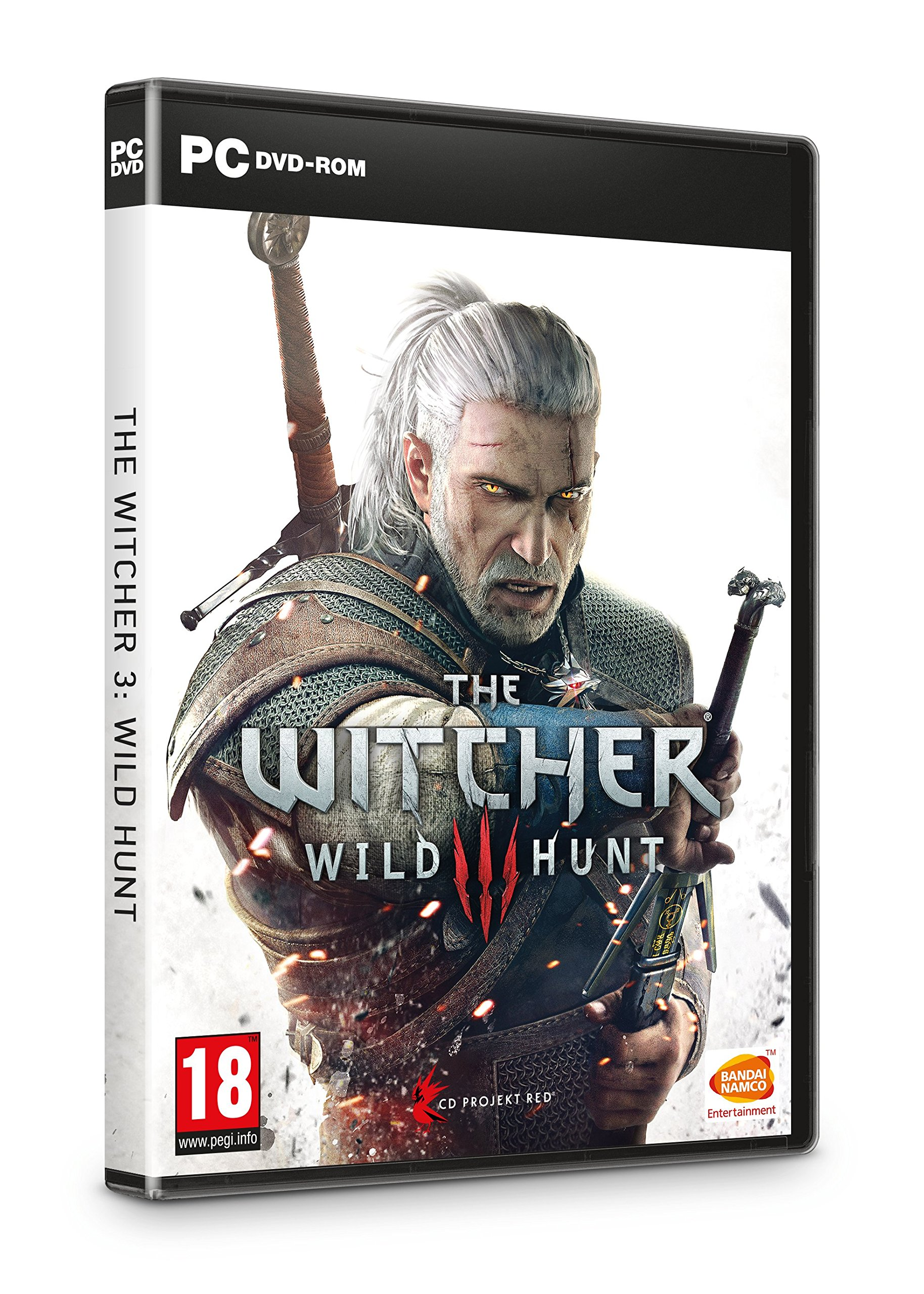 The Witcher 3: Wild Hunt (PC DVD)