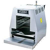 Activa Steak Machine Elektrogrill Edelstahl silber XXL Electro Grill Balkon 800 Grad ✔ eckig ✔ Grillen mit Gas Oberhitze ✔ für den Tisch