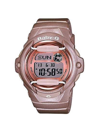 Reloj Casio para Mujer BG-169G-4ER
