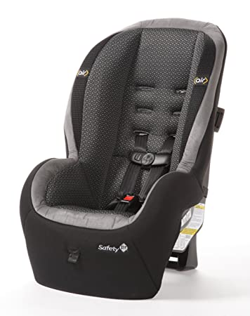 Safety 1st OnSide Air Protect Convertible Car Seat Bedrock Black