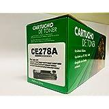 Toner GENERICO PARA HP 78a, Ce278a Compatible Nuevo, CALIDAD ISO 9001, 1 PIEZA